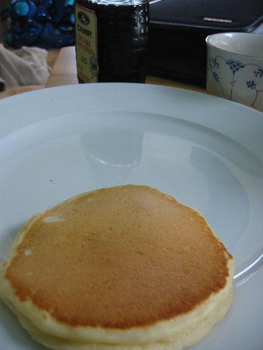 Extra pancake