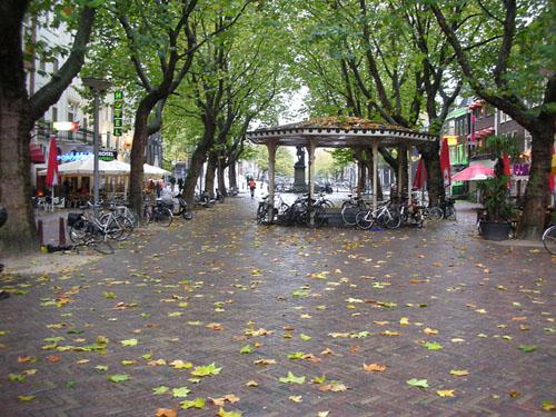 Wet square