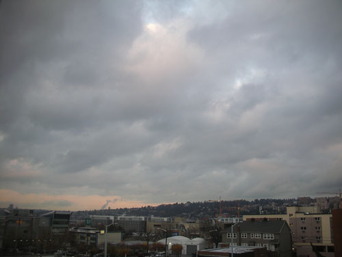 Seattle skyscape