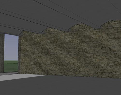 Medium Display Ceiling
